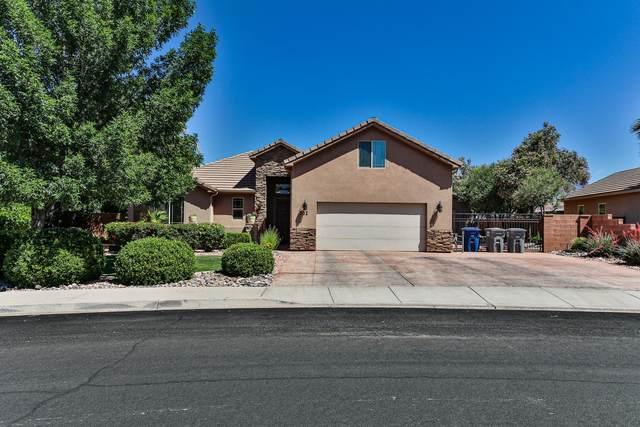 302 W Harvest Ln, Washington, UT 84780 (MLS #21-222925) :: Kirkland Real Estate | Red Rock Real Estate