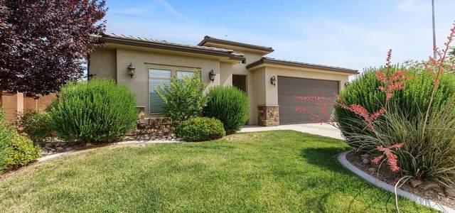 293 E Memory, Washington, UT 84780 (MLS #21-222968) :: The Real Estate Collective