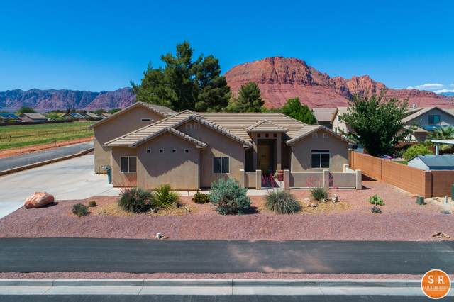 20 W 400 S, Ivins, UT 84738 (MLS #21-223003) :: The Real Estate Collective