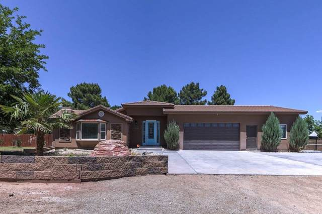 1811 E Middleton Dr, St George, UT 84770 (MLS #21-223012) :: The Real Estate Collective