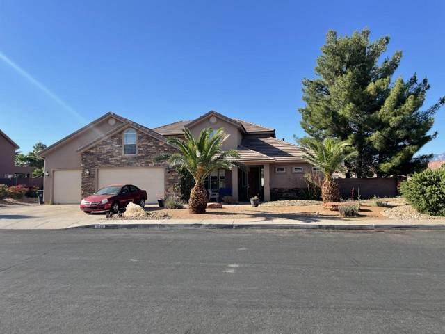 3520 Sagebrush Dr, Santa Clara, UT 84765 (MLS #21-223030) :: Kirkland Real Estate | Red Rock Real Estate