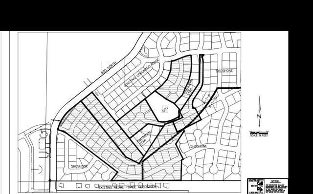 27.5 acres Located Off Of 600 North, Hurricane, UT 84737 (MLS #21-223056) :: Selldixie