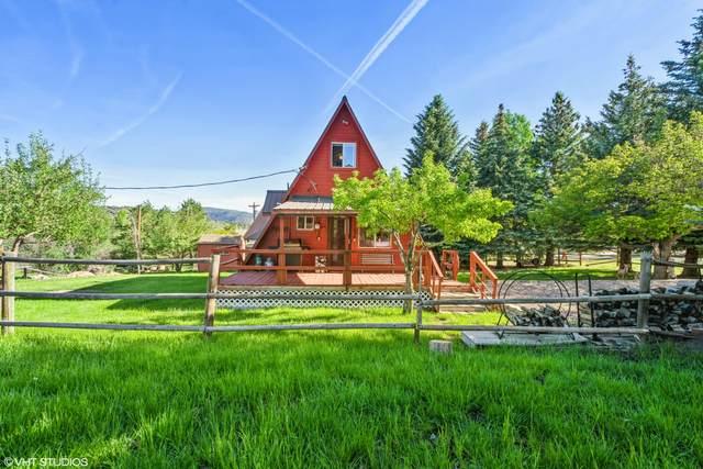 362 Lloyd Canyon Dr, Pine Valley, UT 84781 (MLS #21-223077) :: John Hook Team