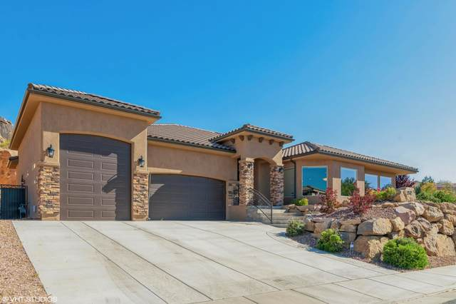 2532 S 1480 E, St George, UT 84790 (MLS #21-223091) :: Red Stone Realty Team