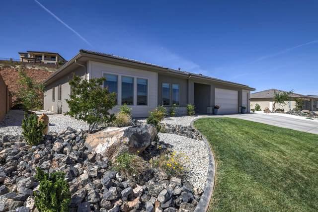 3692 E Mesa Rock Dr, St George, UT 84790 (MLS #21-223099) :: Selldixie