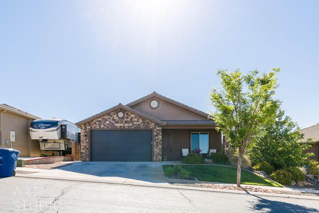 234 N 725 W, Hurricane, UT 84737 (MLS #21-223100) :: The Real Estate Collective