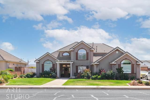 2296 Bryson Cir, Santa Clara, UT 84765 (MLS #21-223108) :: Hamilton Homes of Red Rock Real Estate & ERA Brokers Consolidated