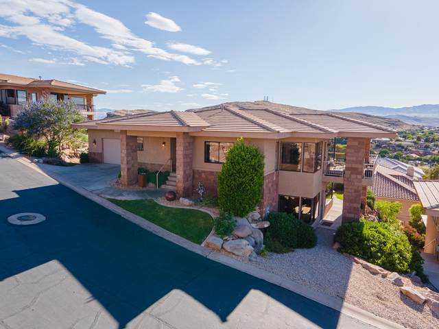2235 S 1400 E #17, St George, UT 84790 (MLS #21-223125) :: The Real Estate Collective