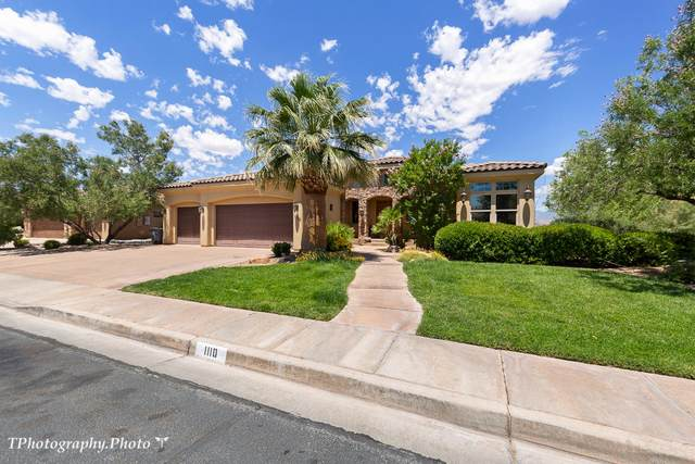1110 W 2320 S, St George, UT 84790 (MLS #21-223197) :: The Real Estate Collective