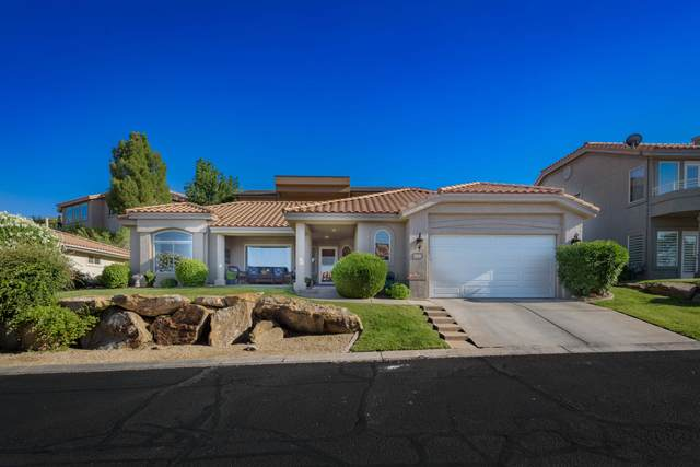 233 W Mojave Heights Dr, St George, UT 84770 (MLS #21-223202) :: The Real Estate Collective