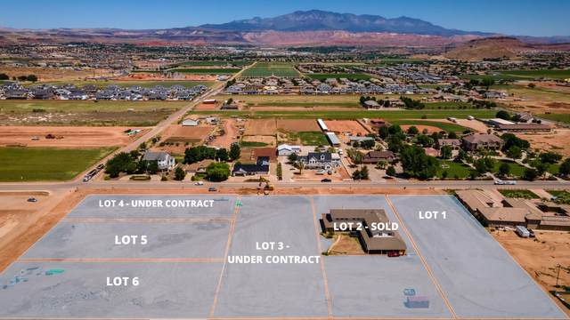 lot 1 2000 South Street #1, St George, UT 84790 (MLS #21-223214) :: Red Stone Realty Team