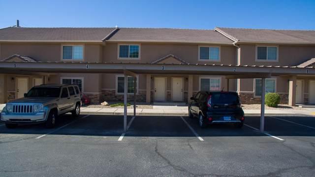 450 W 200 #3, Washington, UT 84780 (MLS #21-223263) :: Kirkland Real Estate | Red Rock Real Estate