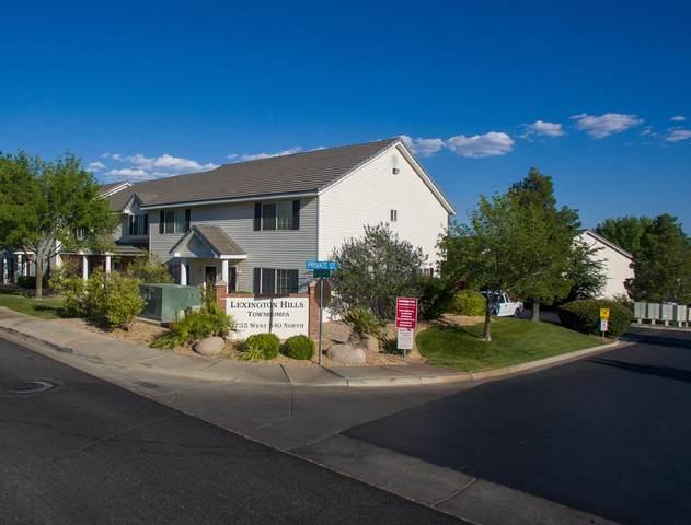 1735 W 540 #201, St George, UT 84770 (MLS #21-223265) :: Staheli Real Estate Group LLC