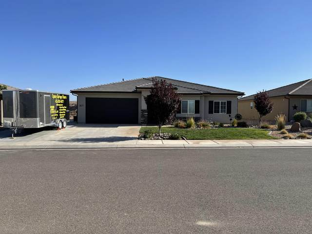3677 E Archturus Dr, St George, UT 84790 (MLS #21-223269) :: The Real Estate Collective