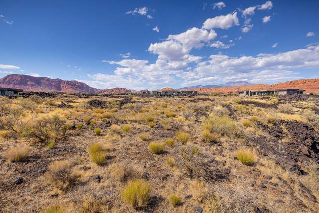 Lot 56 Entrada At Snow Canyon Chaco W Kiva Trail, St George, UT 84770 (MLS #21-223295) :: The Real Estate Collective