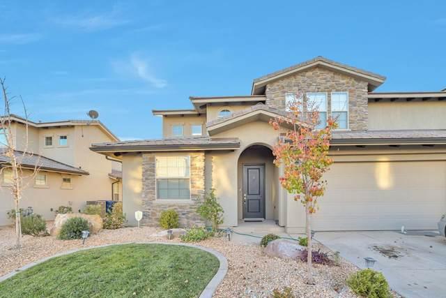 1121 N Casitas Hill Lp, Washington, UT 84780 (MLS #21-223308) :: Hamilton Homes of Red Rock Real Estate & ERA Brokers Consolidated
