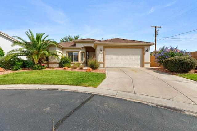 740 W Catspaw Way, Washington, UT 84780 (MLS #21-223348) :: The Real Estate Collective