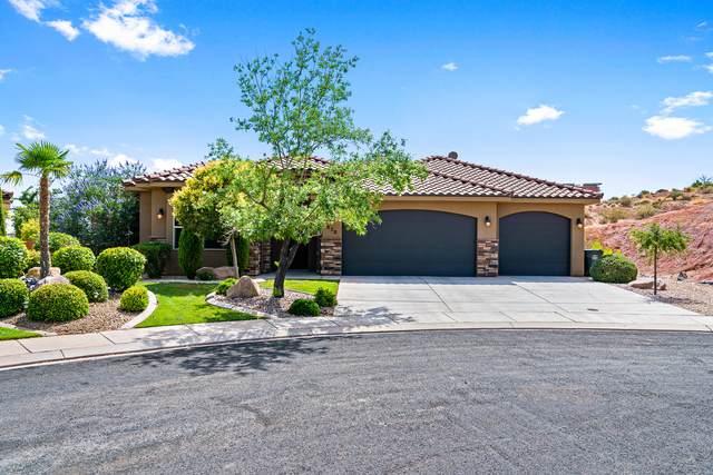 870 Catalpa Dr, Washington, UT 84780 (MLS #21-223362) :: The Real Estate Collective