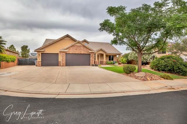1610 S Azure Ridge Cir, Washington, UT 84780 (MLS #21-223364) :: Kirkland Real Estate | Red Rock Real Estate