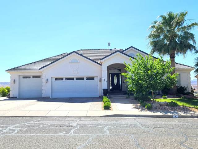 777 S Five Sisters Dr, St George, UT 84790 (MLS #21-223380) :: The Real Estate Collective