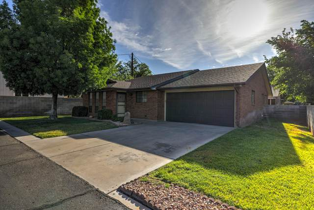 460 S Main St #21, St George, UT 84770 (MLS #21-223381) :: The Real Estate Collective