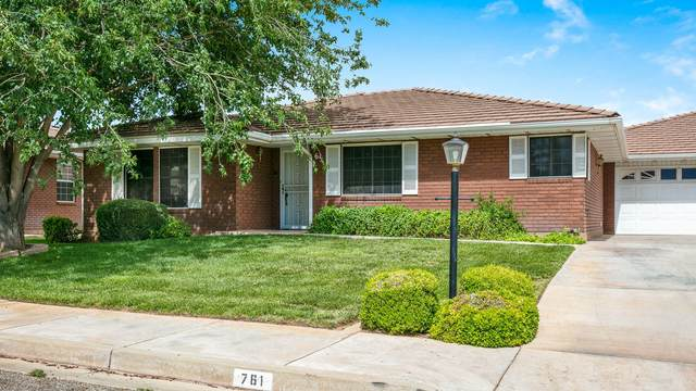 970 E 700 S #61, St George, UT 84790 (MLS #21-223395) :: The Real Estate Collective