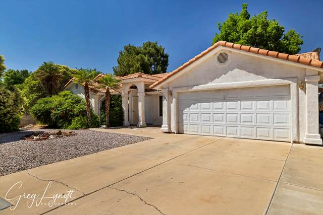 1645 W Chapel View Ln, St George, UT 84770 (MLS #21-223426) :: The Real Estate Collective