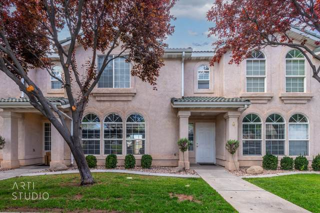290 S 1200 E #8, St George, UT 84770 (MLS #21-223437) :: The Real Estate Collective