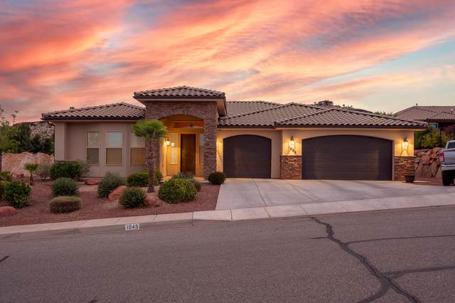 1045 N 1900 E, St George, UT 84770 (MLS #21-223438) :: The Real Estate Collective