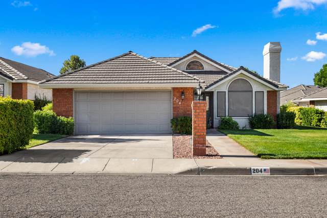 875 Rio Virgin Dr #204, St George, UT 84790 (MLS #21-223440) :: The Real Estate Collective