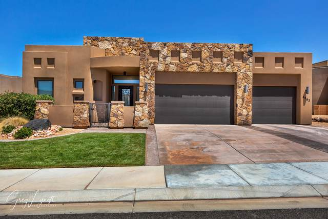 4862 White Rocks Dr, St George, UT 84770 (MLS #21-223457) :: The Real Estate Collective