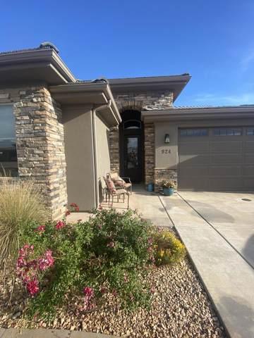 924 E Roadrunner, Washington, UT 84780 (MLS #21-223465) :: The Real Estate Collective