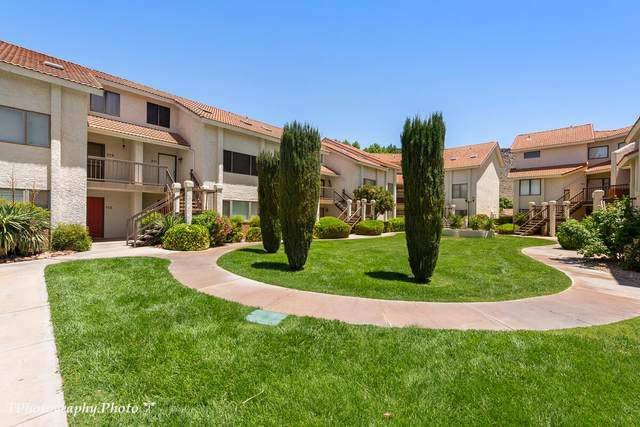 275 S Valley View Dr #J112, St George, UT 84770 (MLS #21-223499) :: eXp Realty