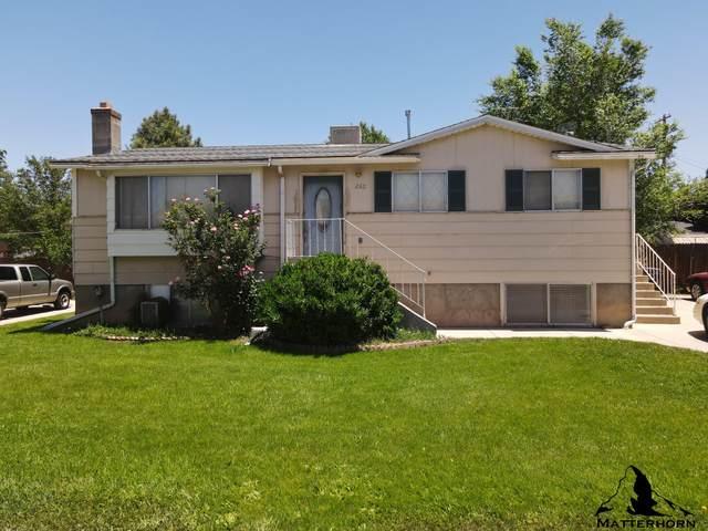 260 N 900 W, Cedar City, UT 84721 (MLS #21-223504) :: Sycamore Lane Realty Co.