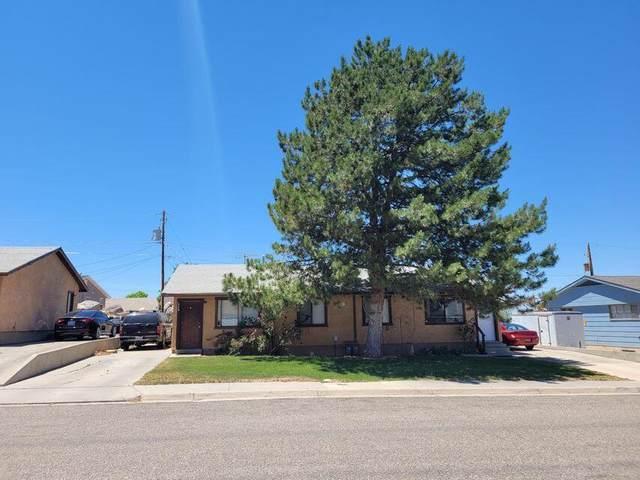 359 / 367 N 1600 W, Cedar City, UT 84720 (MLS #21-223585) :: Sycamore Lane Realty Co.