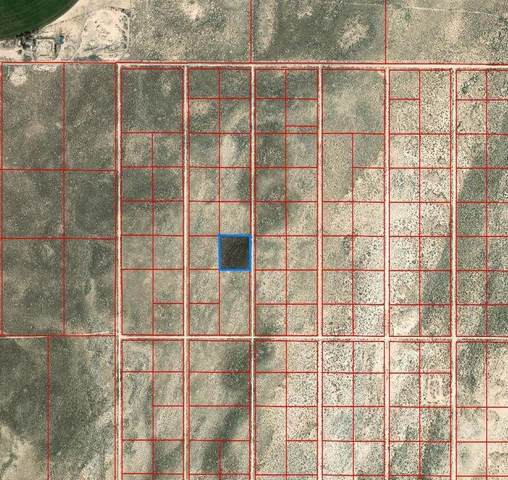 Lot 6 Blk G- Green Valley Acres, Beryl, UT 84714 (MLS #21-223597) :: Julia DeMarce The Dream Team