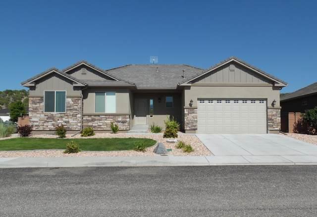 315 S 3450 W, Cedar City, UT 84720 (MLS #21-223614) :: Sycamore Lane Realty Co.