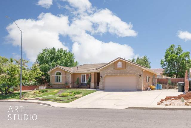 2337 W 1660 N, St George, UT 84770 (MLS #21-223616) :: Hamilton Homes of Red Rock Real Estate & ERA Brokers Consolidated
