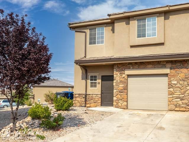 370 W Buena Vista Blvd #69, Washington, UT 84780 (MLS #21-223624) :: Kirkland Real Estate | Red Rock Real Estate