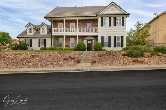 1853 E Joe Cir, St George, UT 84790 (MLS #21-223639) :: Kirkland Real Estate | Red Rock Real Estate
