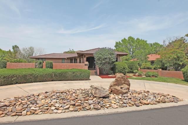 1140 Goldenrod Cir, St George, UT 84790 (MLS #21-223641) :: Kirkland Real Estate | Red Rock Real Estate