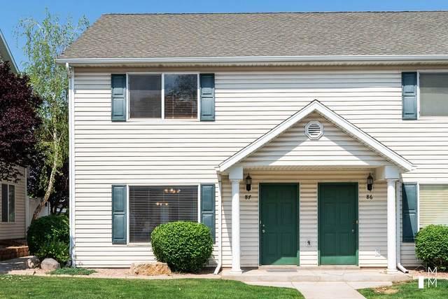 1148 N Northfield Rd #87, Cedar City, UT 84721 (MLS #21-223642) :: Sycamore Lane Realty Co.