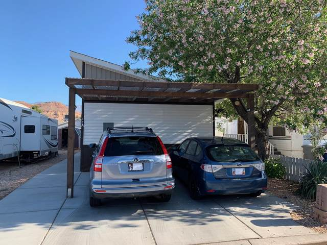 4400 W State #75A, Hurricane, UT 84737 (MLS #21-223660) :: Sycamore Lane Realty Co.
