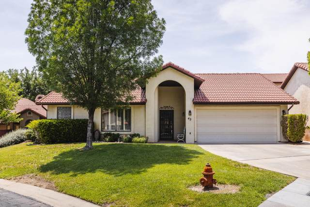 301 S 1200 E #42, St George, UT 84790 (MLS #21-223668) :: Sycamore Lane Realty Co.