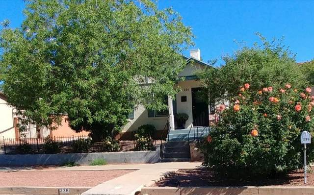 236 W 300, St George, UT 84770 (MLS #21-223673) :: Sycamore Lane Realty Co.