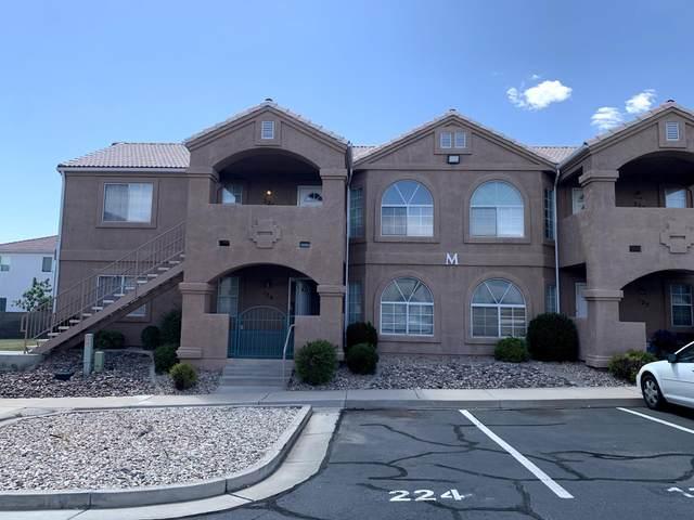 1122 E 300 S #M124, St George, UT 84790 (MLS #21-223709) :: Kirkland Real Estate | Red Rock Real Estate