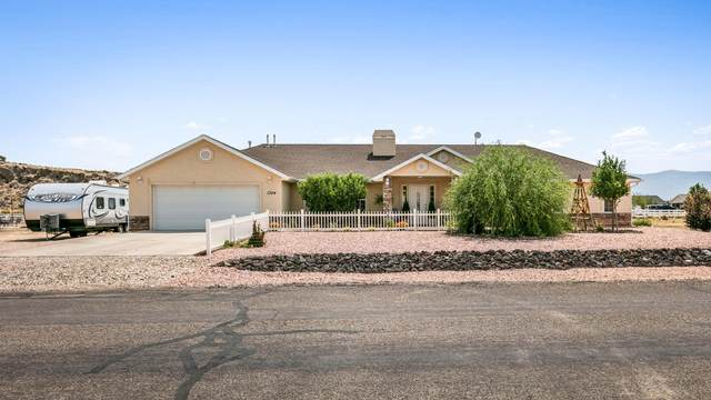 1364 N 6775 W, Cedar City, UT 84721 (MLS #21-223723) :: Kirkland Real Estate | Red Rock Real Estate