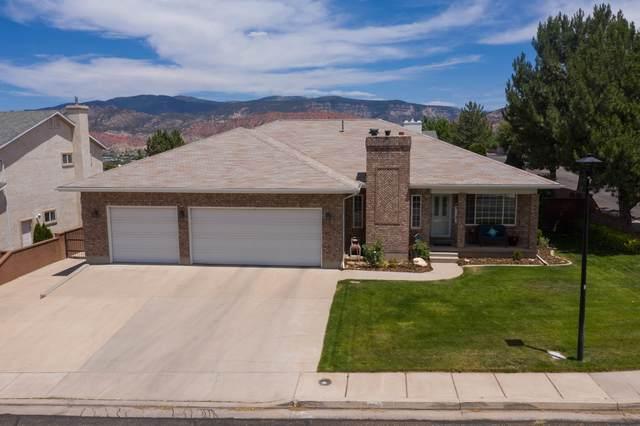 253 S Sunset Pointe Dr, Cedar City, UT 84720 (MLS #21-223754) :: Kirkland Real Estate | Red Rock Real Estate