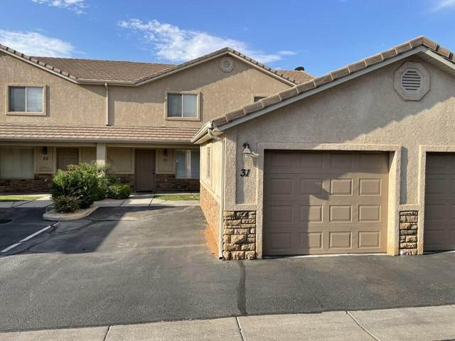 1167 E 400 S #31, St George, UT 84790 (MLS #21-223793) :: Hamilton Homes of Red Rock Real Estate & ERA Brokers Consolidated