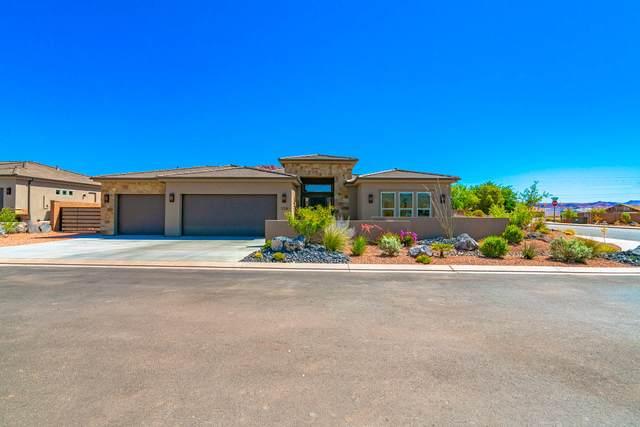 526 W Saguaro Way, Ivins, UT 84738 (MLS #21-223803) :: Team SURGE @ KW St. George